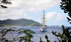 Ship ahoy: cruising for non-cruiselovers (sailing with Star Clippers)