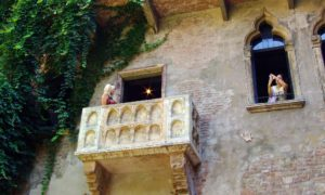 Visiting Juliet's house in Verona: the power of a love story