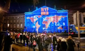 How Dublin dazzled us with an amazing New Year's Festival