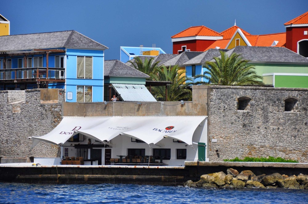 Le Clochard in Curaçao