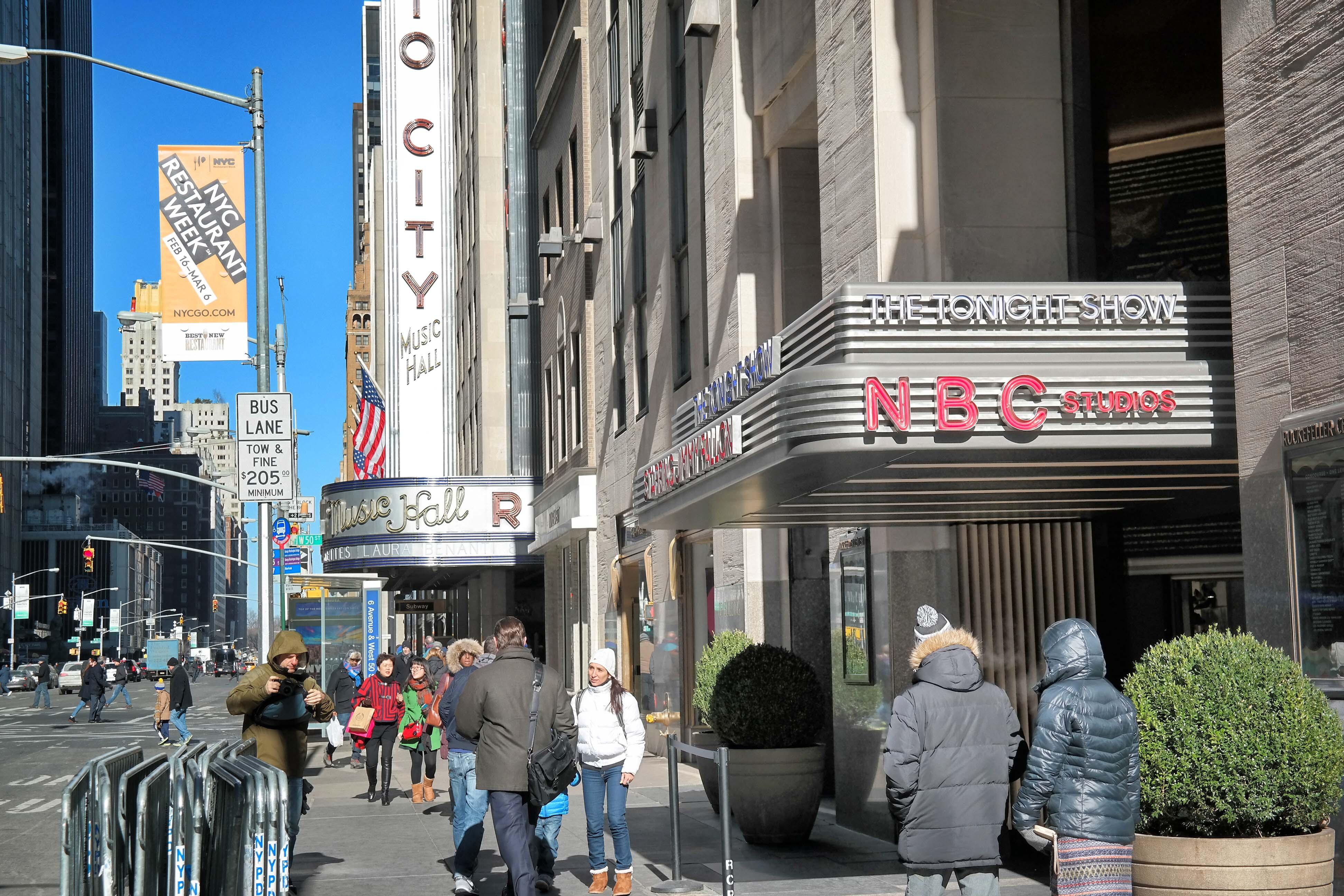 New York radio city