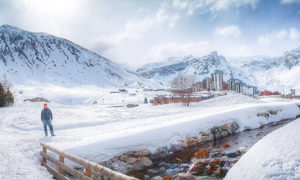 A sporty weekend in Tignes: from snowshoeing to off-piste skiing