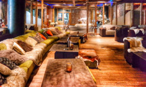 Now this is what we call Alpine chic: Les Suites du Nevada in Tignes (France)