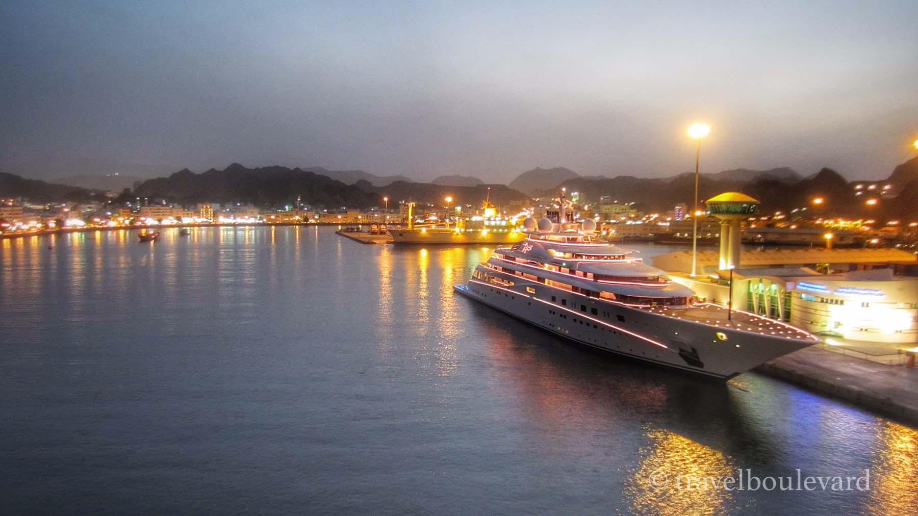 Oman haven
