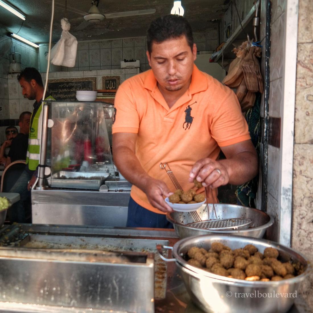 Aqaba jordanie foodie