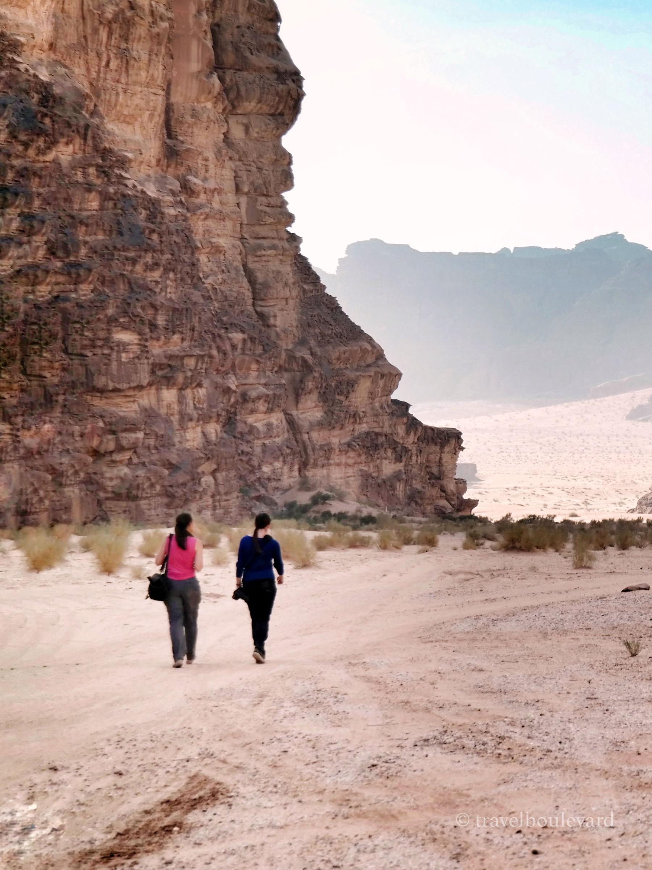 jordanie wadi rum