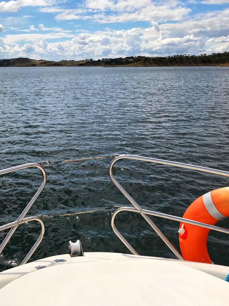 slapen op een boot