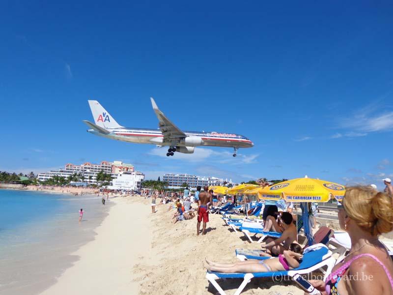 Maho Beach Saint-Martin/Sint-Maarten
