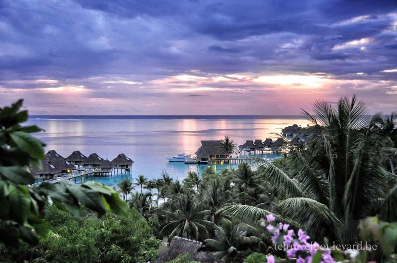Hilton-borabora-sunset