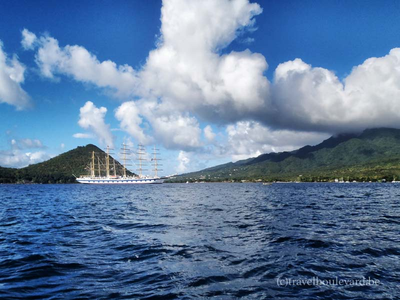 Dominica - Star Clippers