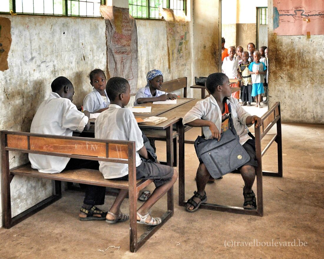 the gambia school