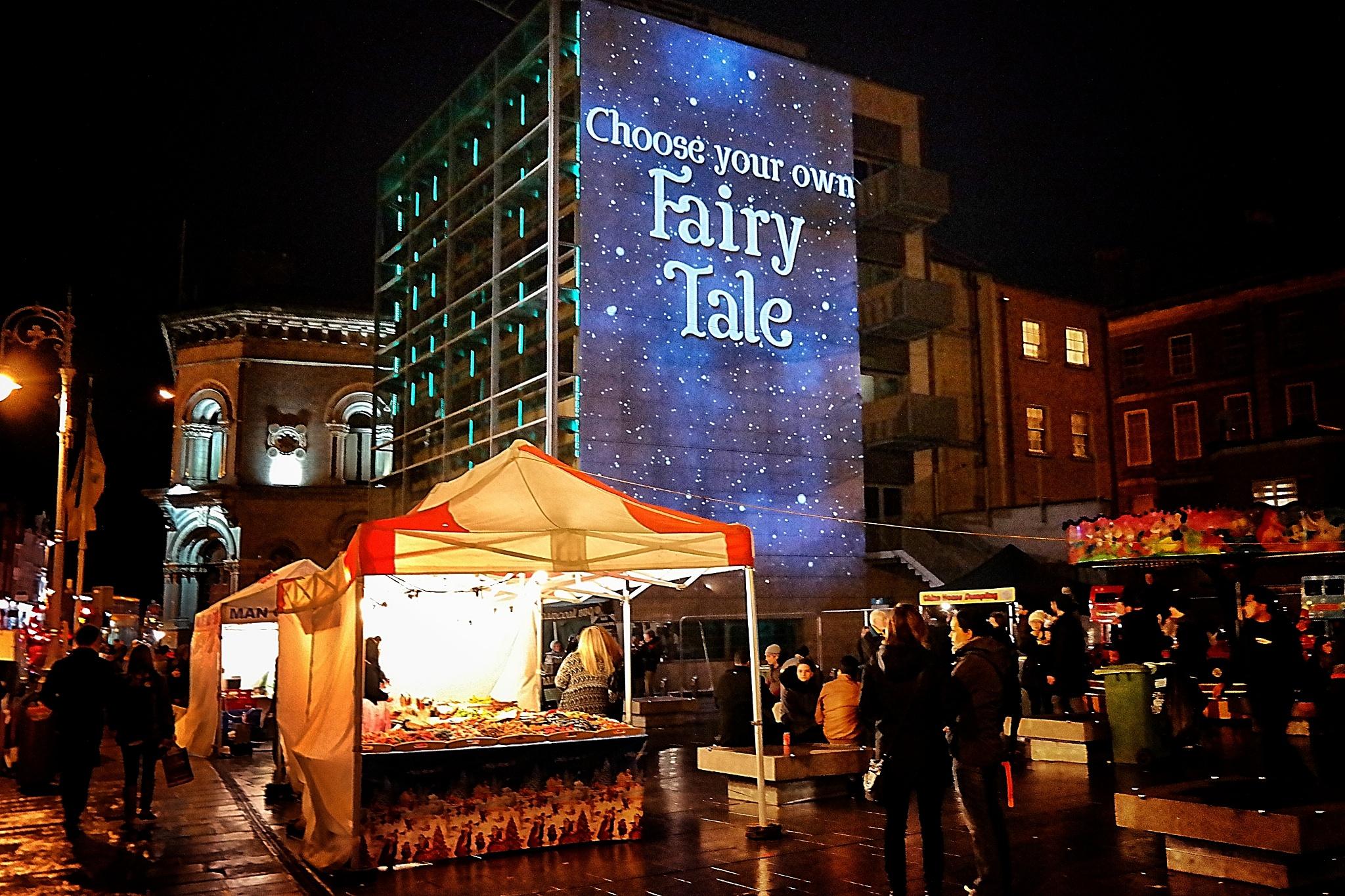 Dublin Barnardos Square Luminosity