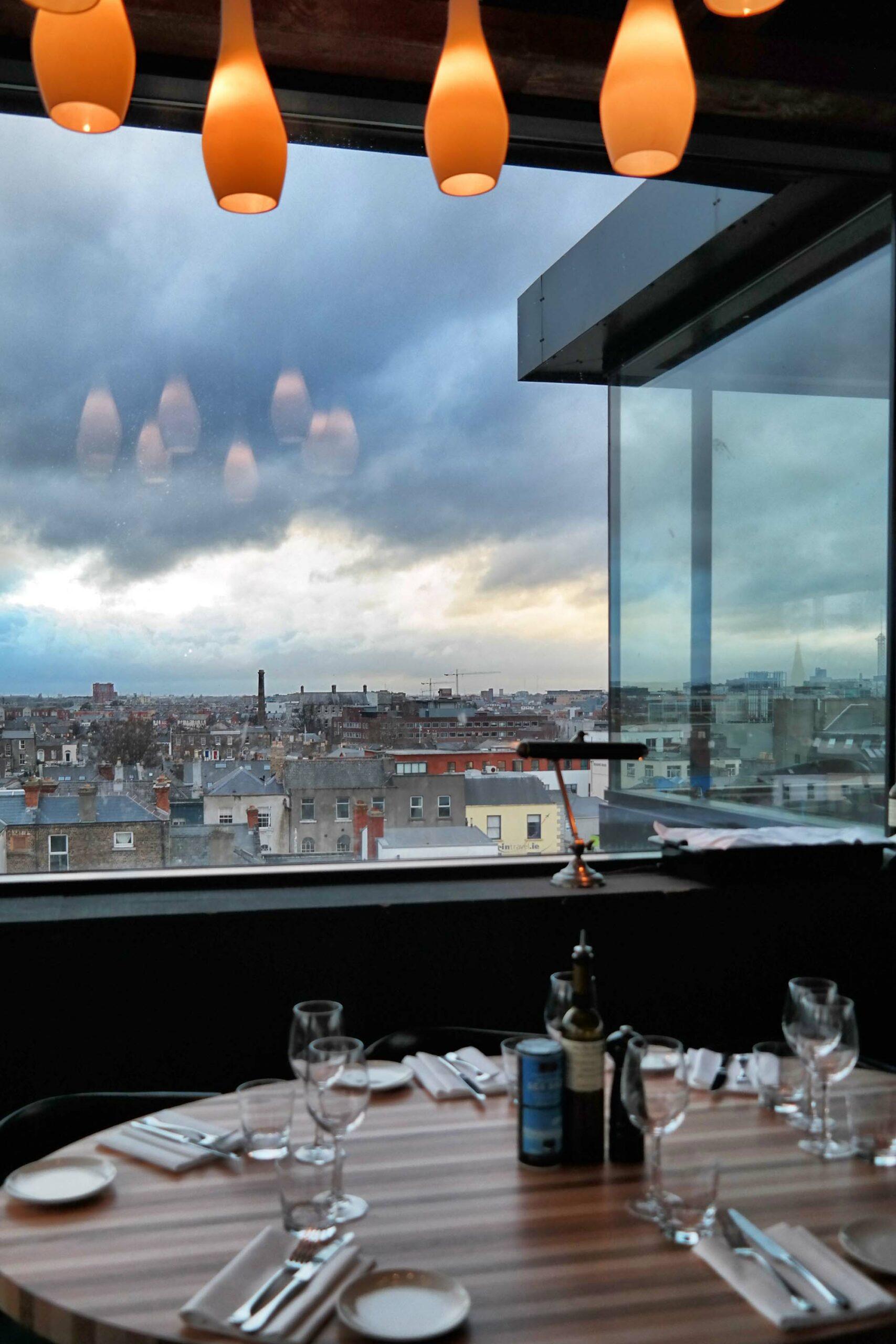Dublin Sophie's Restaurant