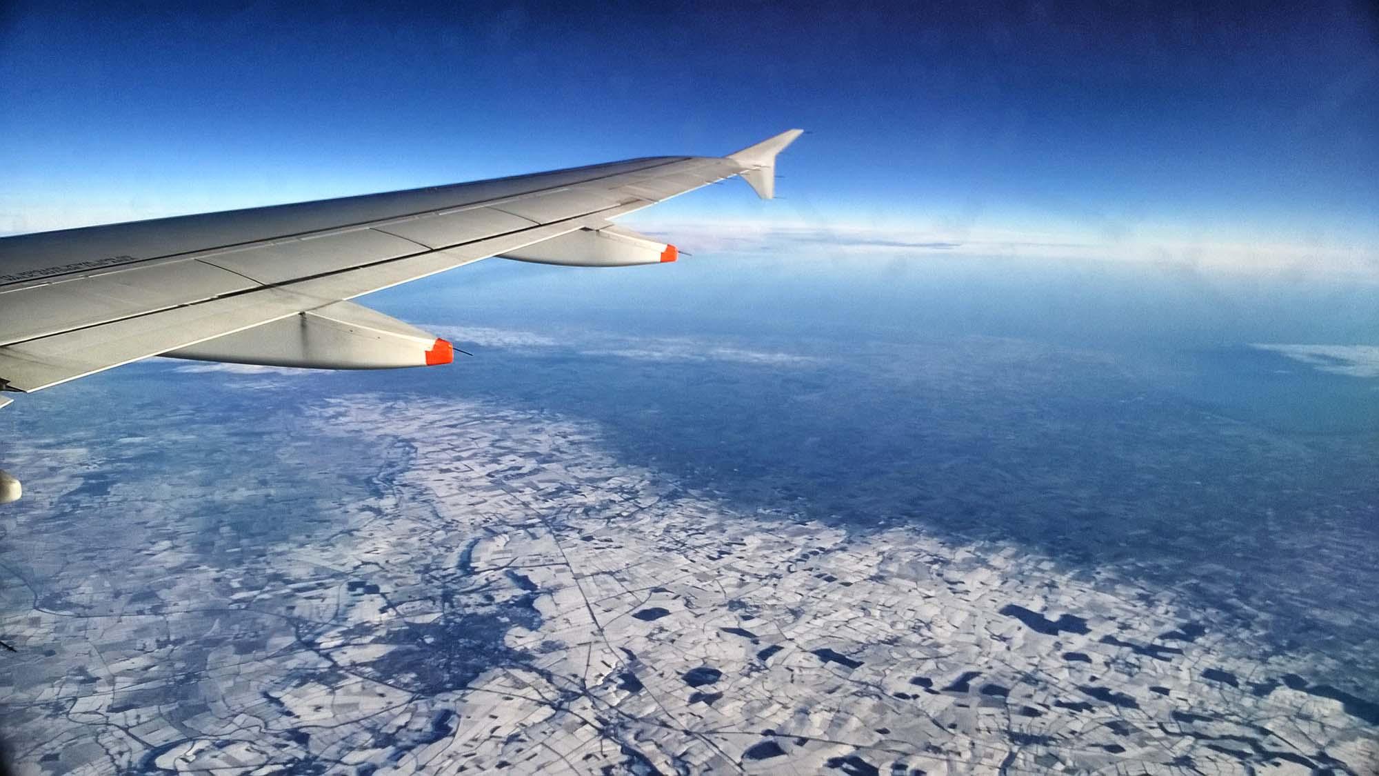 dublin airplane