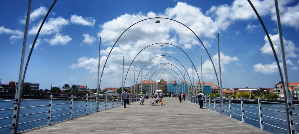 Curaçao Willemstad brug