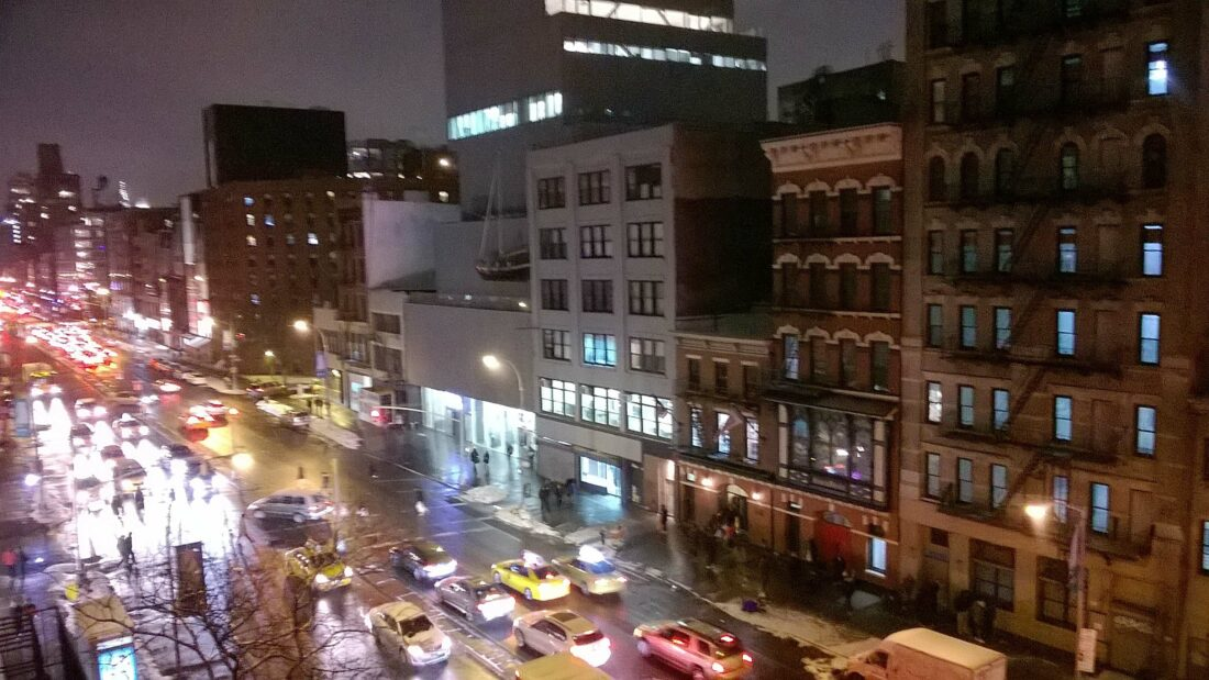 view bowery
