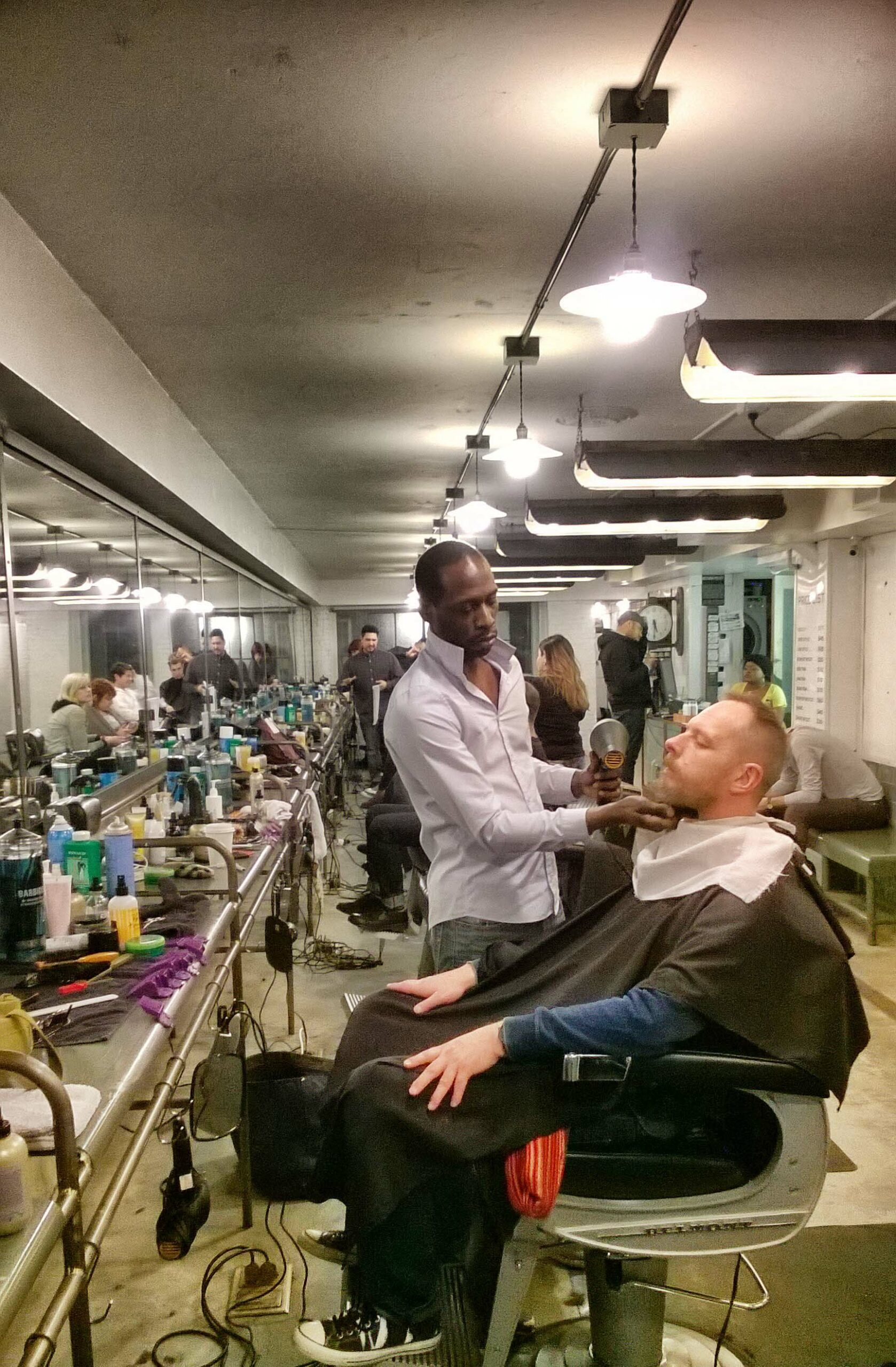 New York Rudy's Barbershop