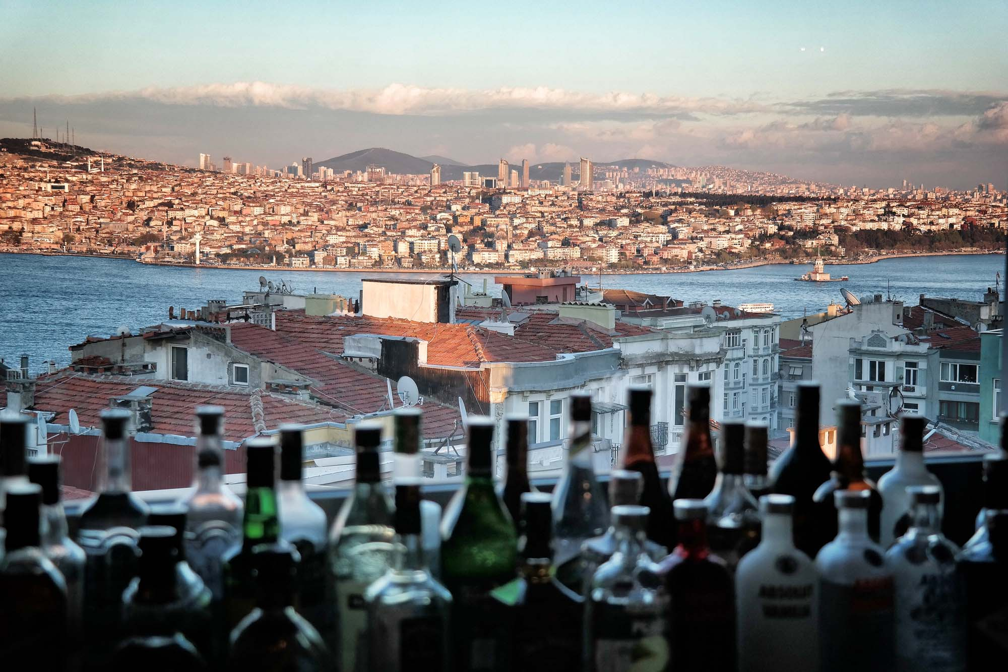 istanbul rooftop