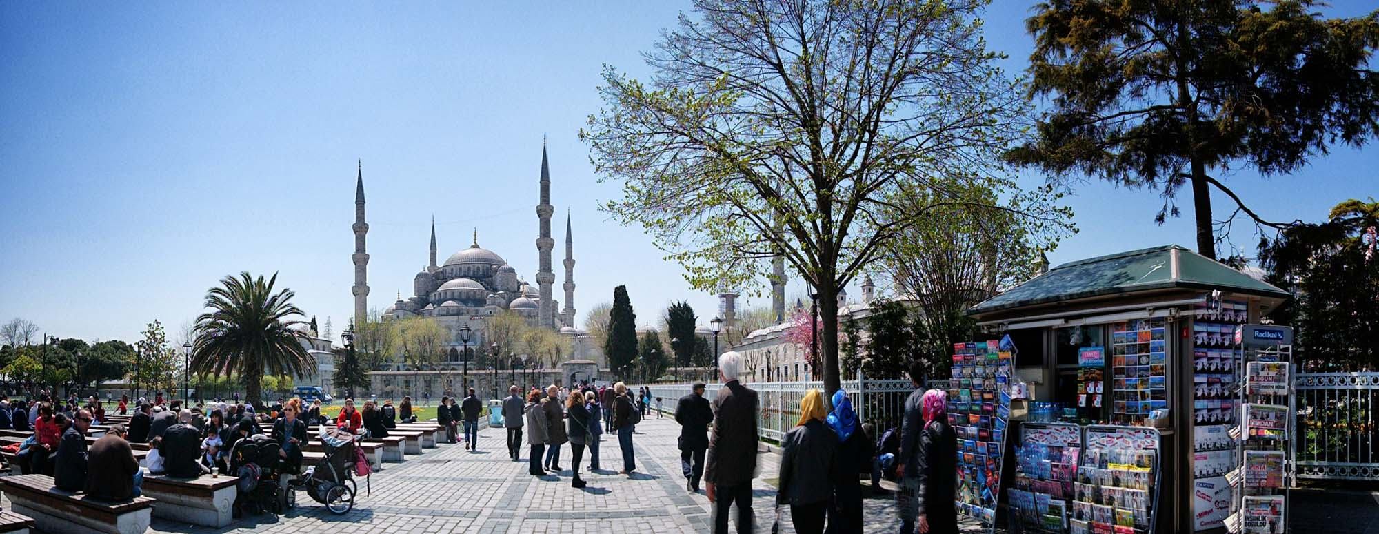 Istanbul bluemosque