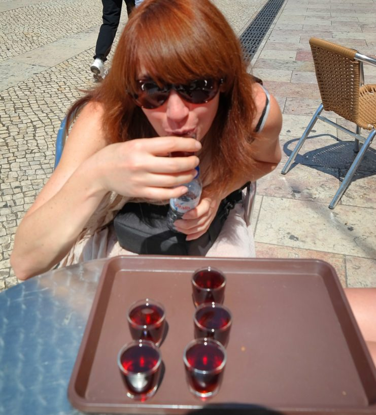 lisbon drink