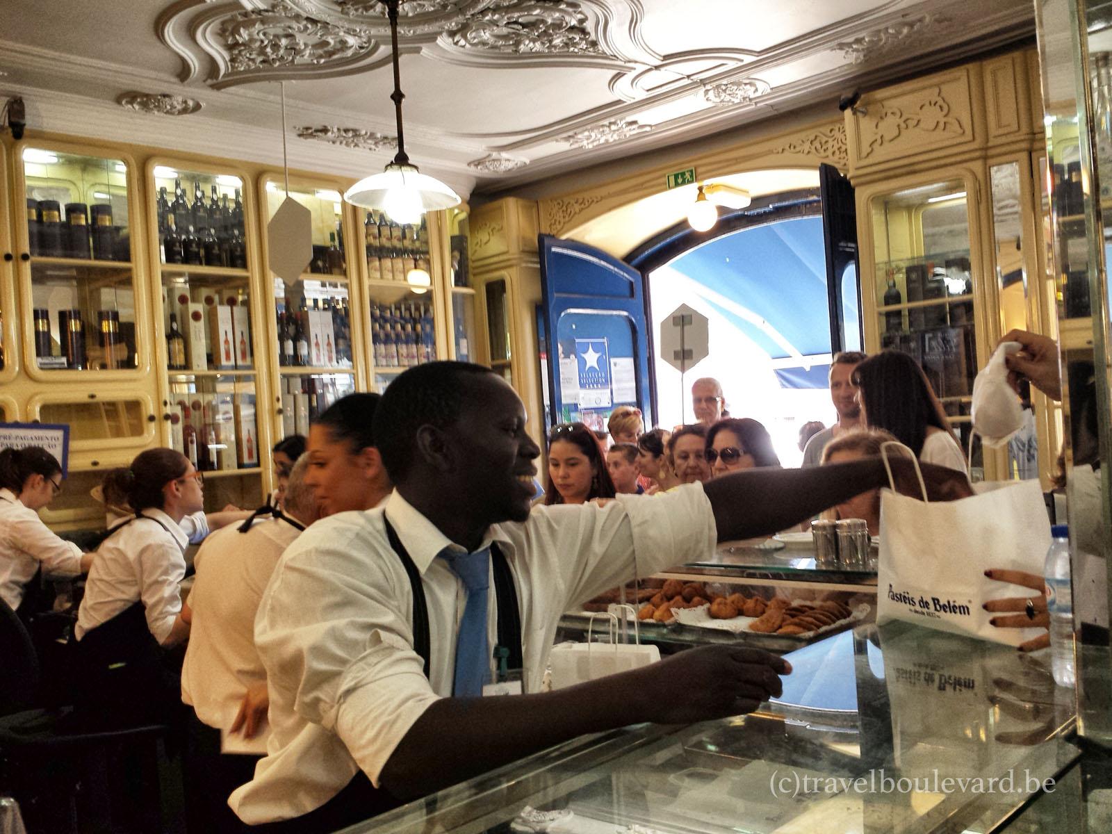 Lisbon_pasteis de belém
