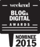 weekend blog digital awards 2015