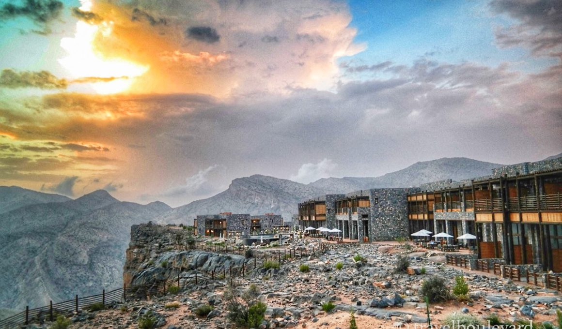 alila resort oman