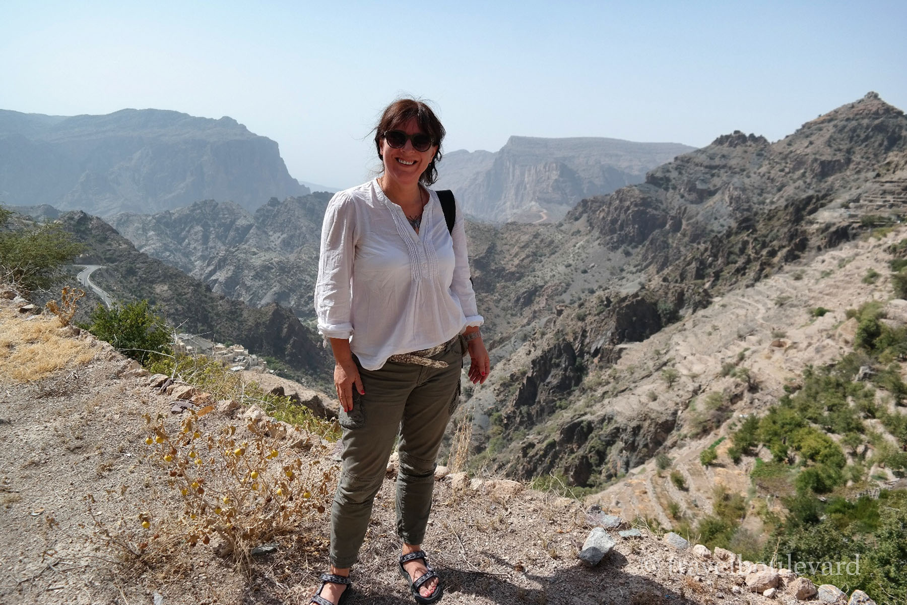 Alila Jabal Akhdar mountains