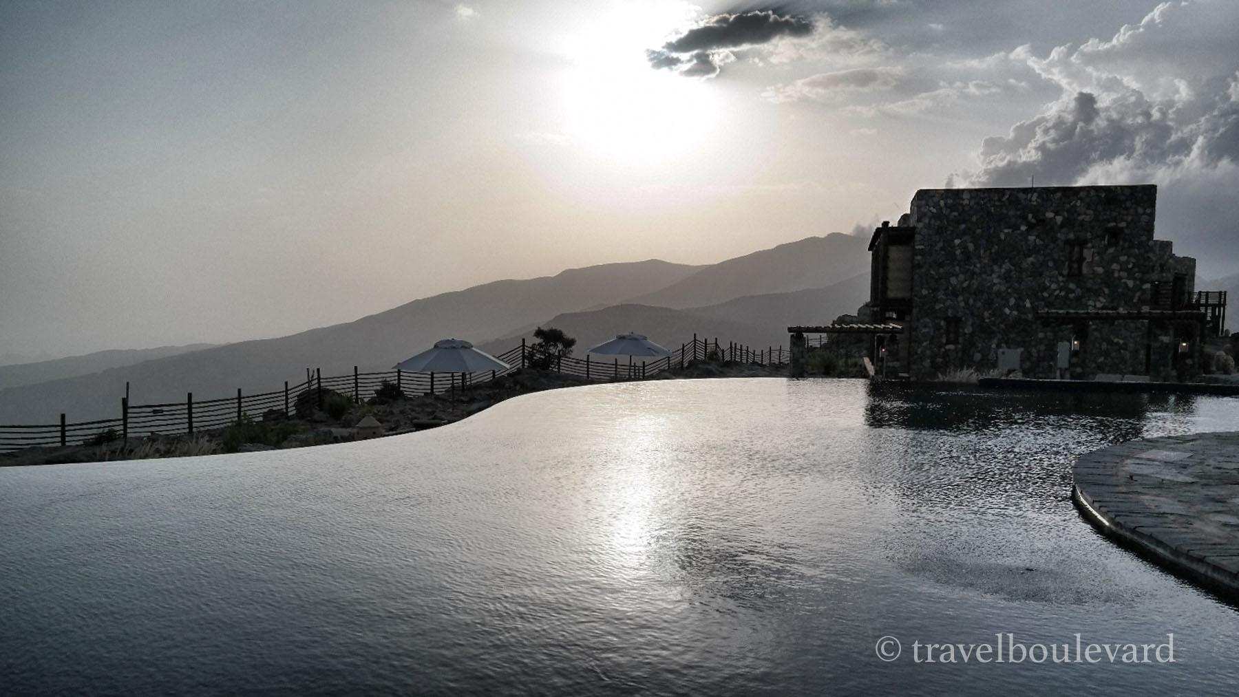 Alila Jabal Akhdar Oman