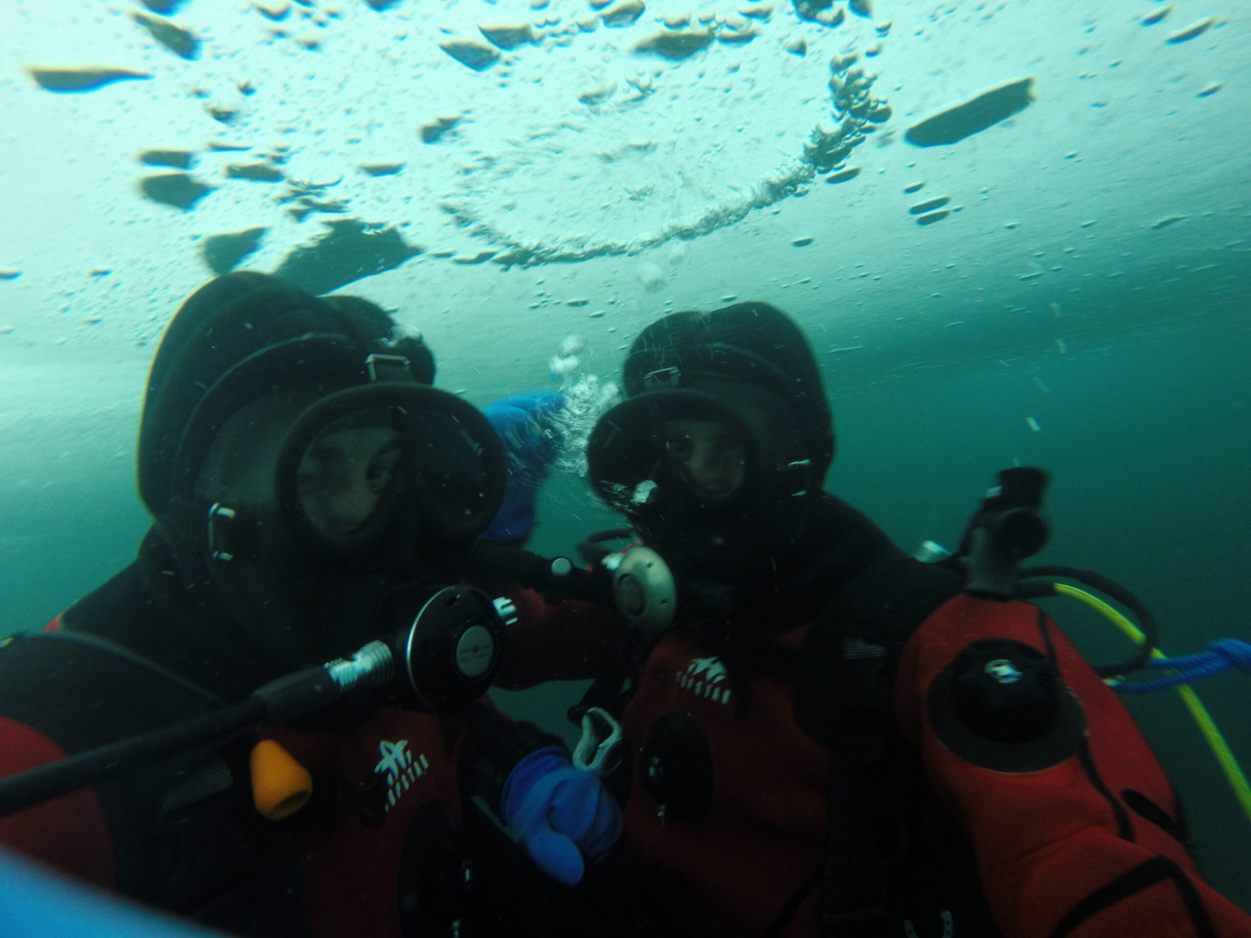 icediving tinges