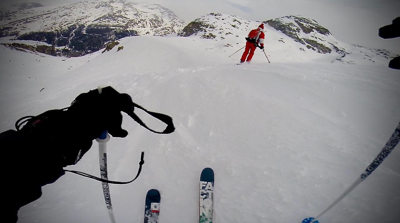 tignes ski