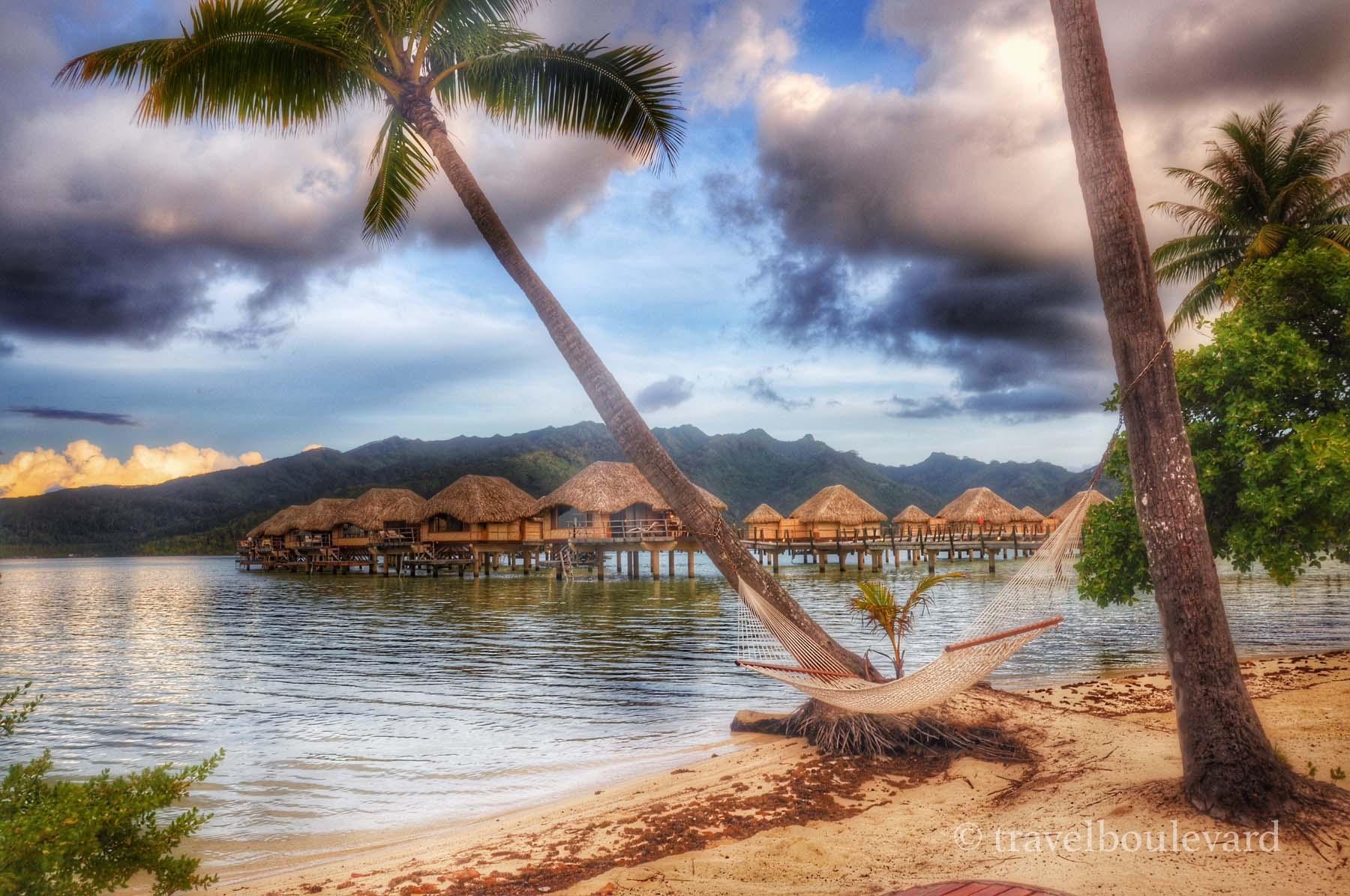 Tahiti tata overwatervilla