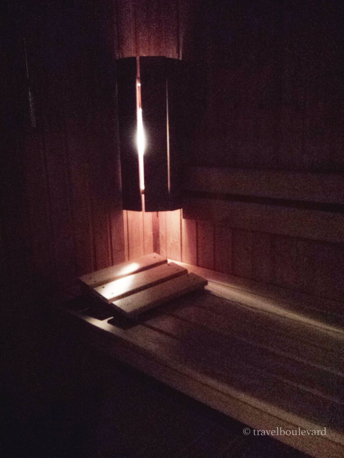 center parcs cottage sauna