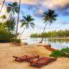 Taha'a beach