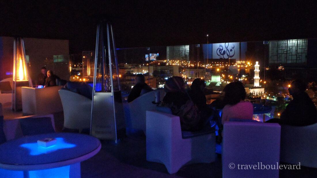 aqaba jordanie rooftopbar