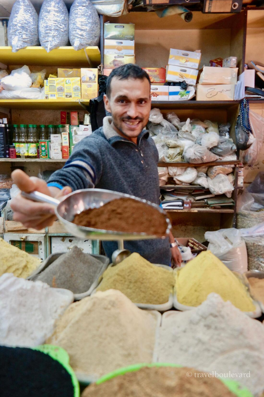 aqaba jordanie souk