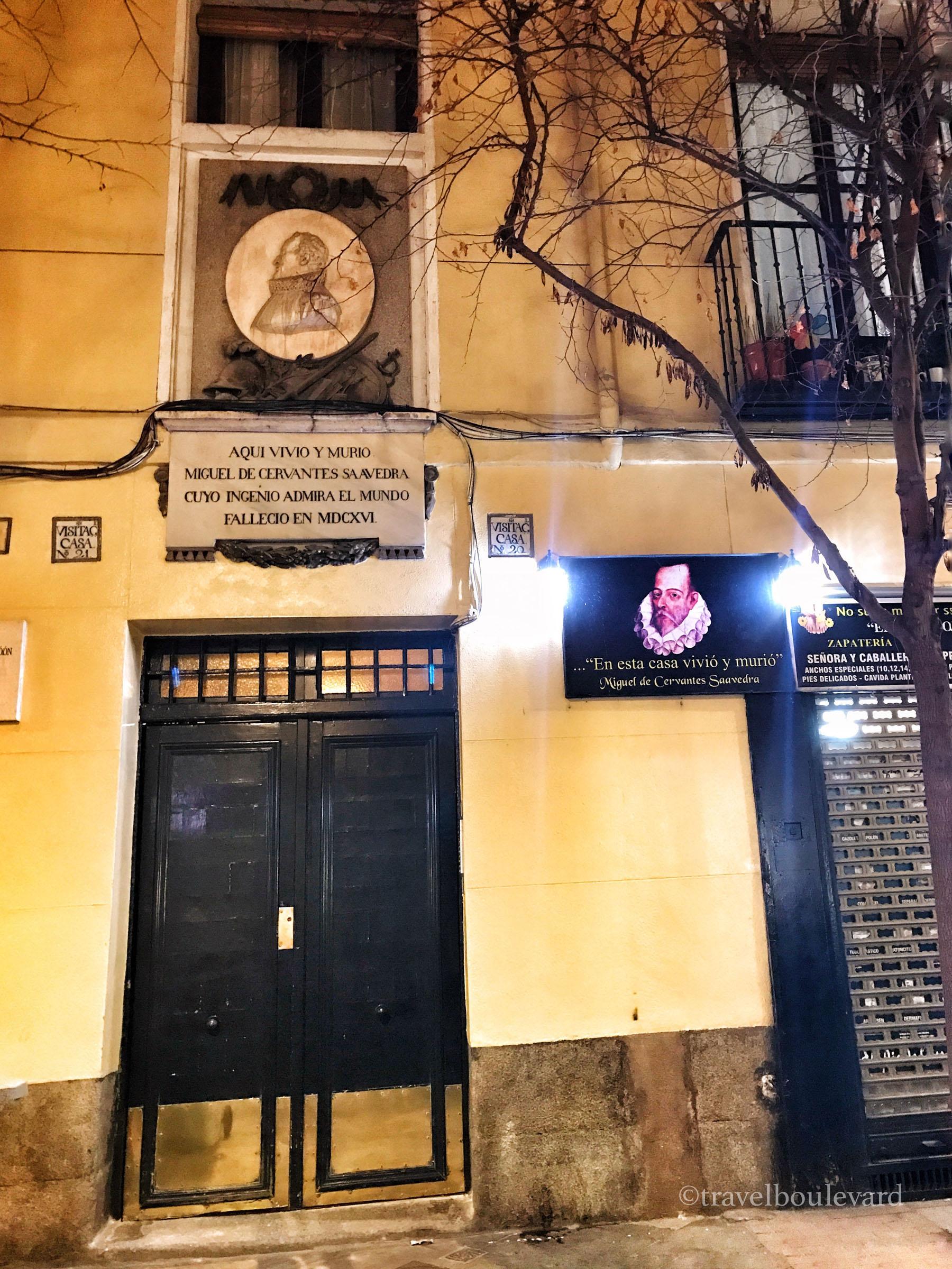 Madrid Cervantes