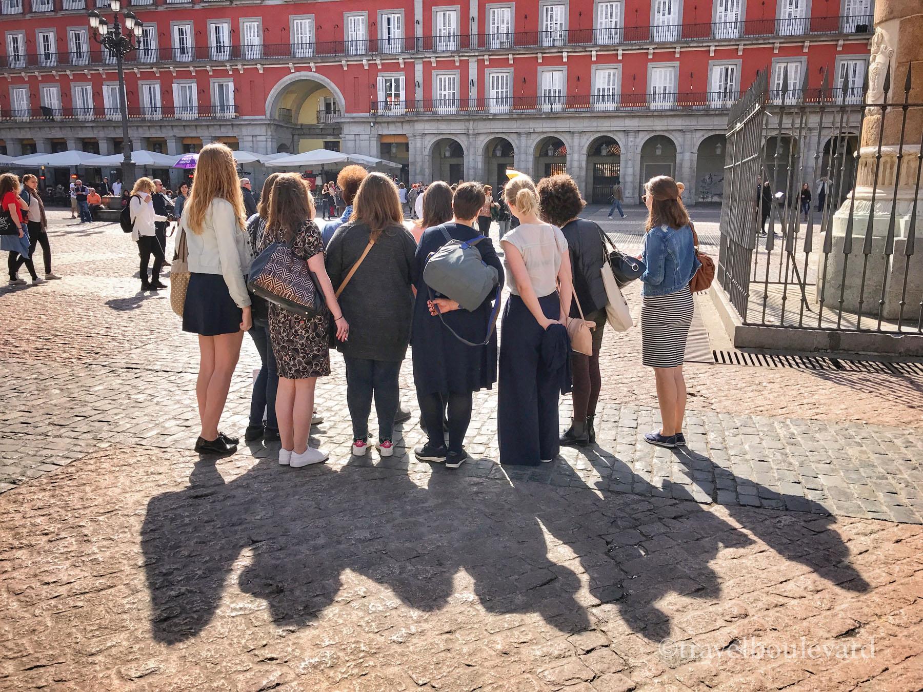 Plaza Major Madrid