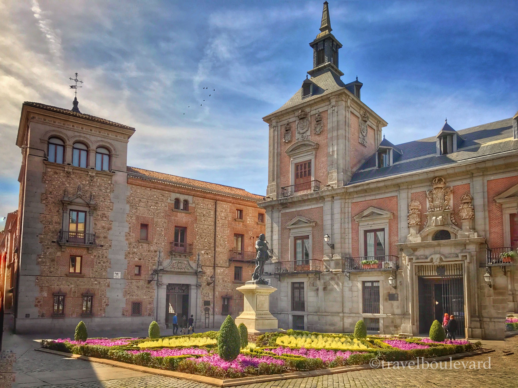 Plaza de la Villa Madrid