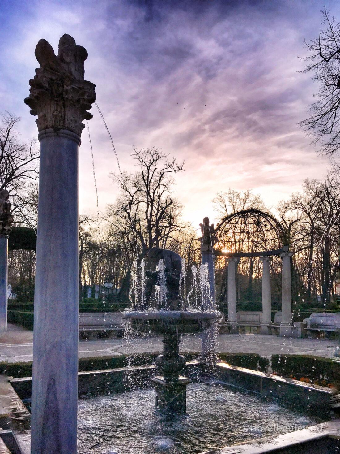 Palacio Real de Aranjuez tuinen