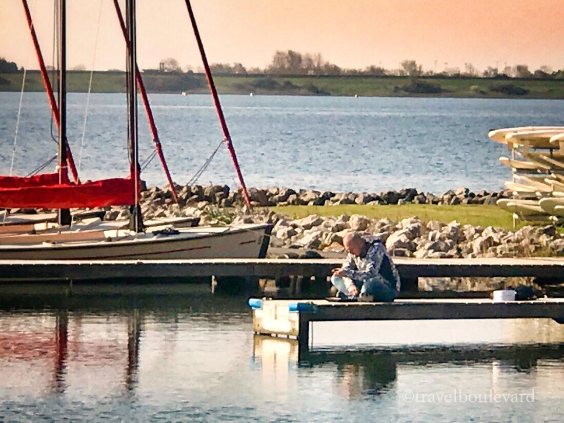 Goeree-Overflakkee Brouwersdam