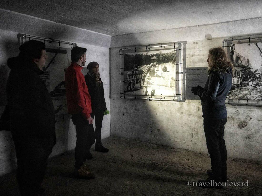 Het bunkermuseum Schlei