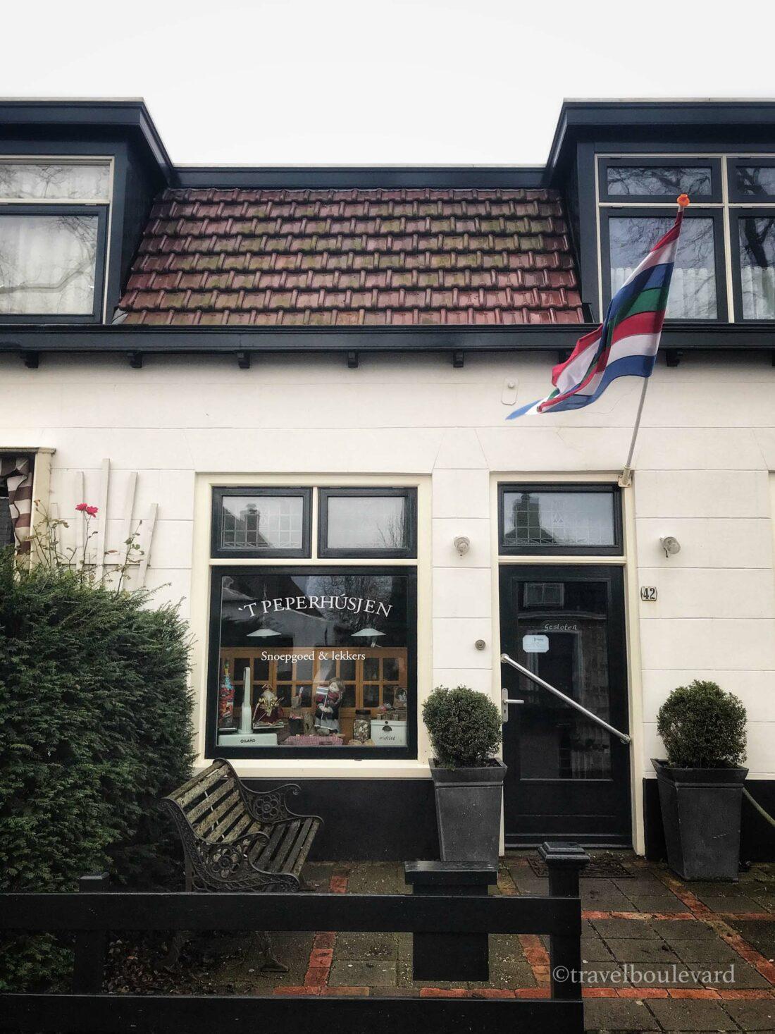 Het leukste winkeltje van Schiermonnikoog: snoepwinkel 't Peperhusjen