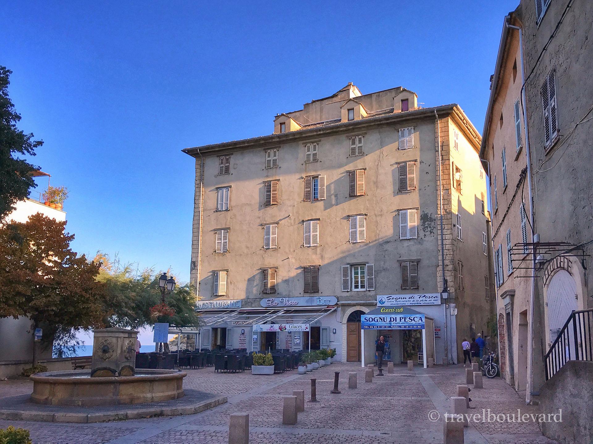 Corsica Saint-Florent