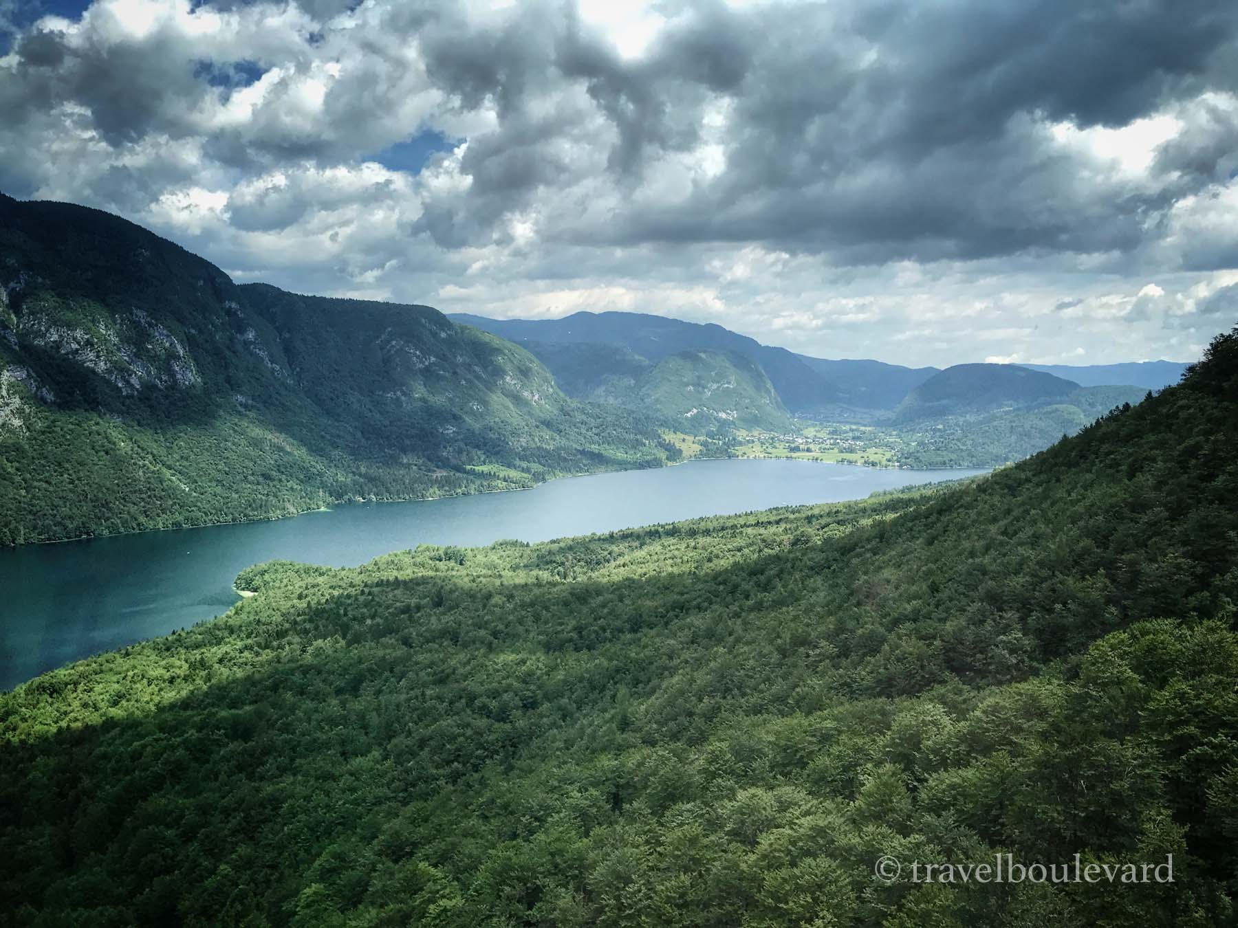 Triglav National Park Slovenië