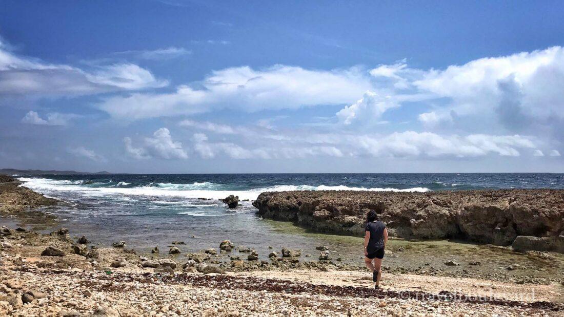 Curacao noordkust